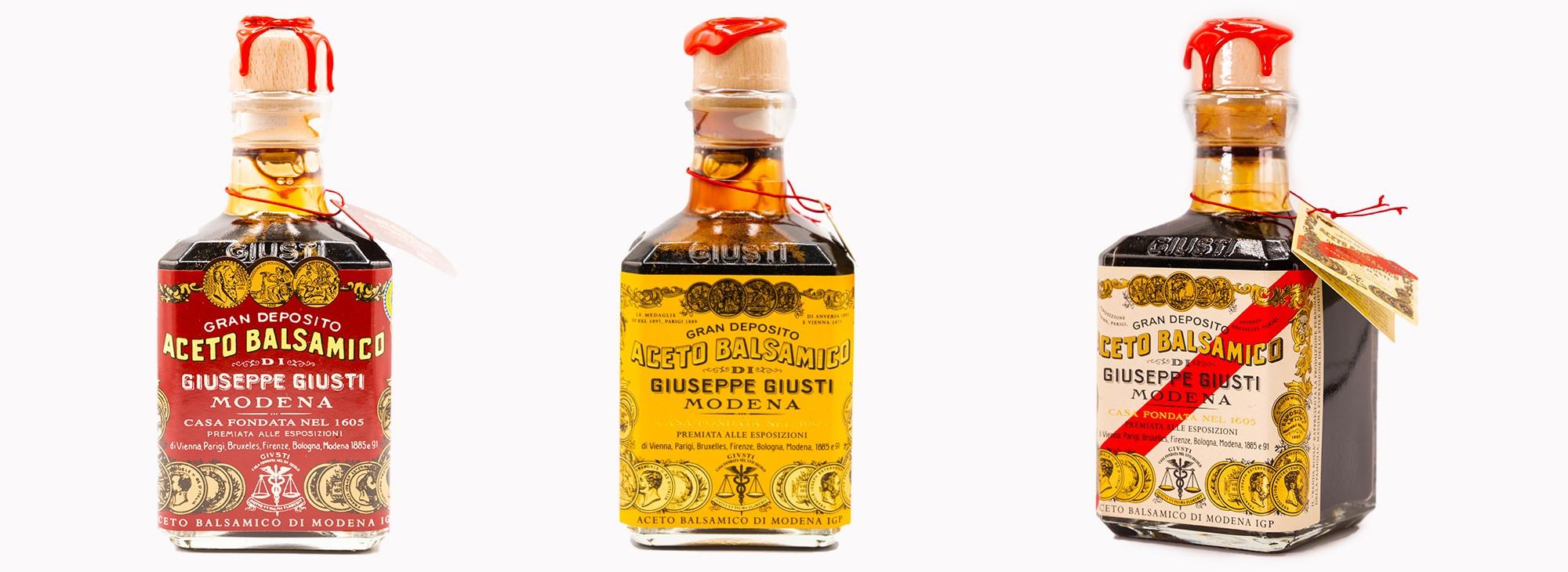 Exceptional balsamic vinegar